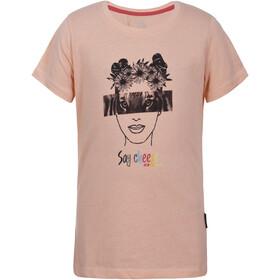 Icepeak Miami T-Shirt Girls, abricot